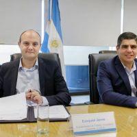 Acuerdo entre Nación y Ciudad para brindar asesoramiento gratuito a trabajadores