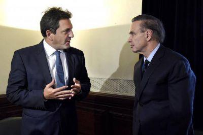 Juega Massa a dos puntas: coquetea con Cristina mientras Alternativa Federal le pide definiciones