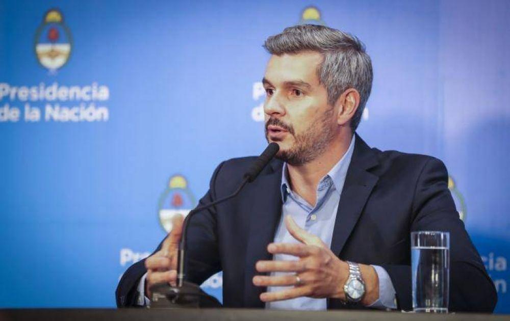 Le marca la cancha Peña al radicalismo y asegura que Macri no tendrá competencia en las PASO