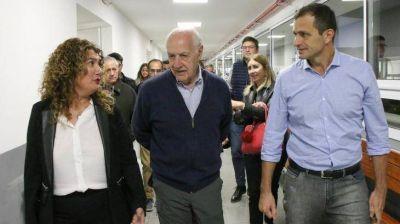Se acerca Lavagna a Randazzo para reforzar el armado del peronismo alternativo en la Provincia