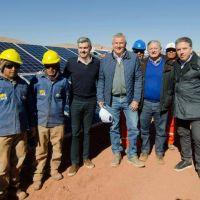 Deudas con los trabajadores en el parque solar