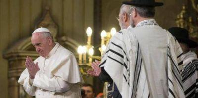 """Papa Francisco: """"El diálogo judío católico es cada vez más valorado"""""""