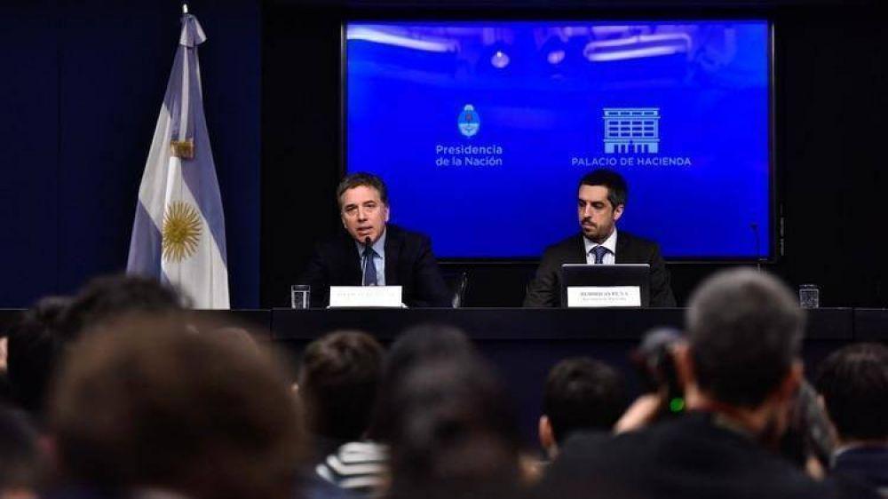 La estrategia que prepara el Gobierno para cumplir con la meta de superávit fiscal primario pactada con el FMI