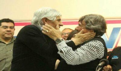 """En Mar del Plata, Moyano instó a """"terminar con esta situación lamentable"""" del país"""