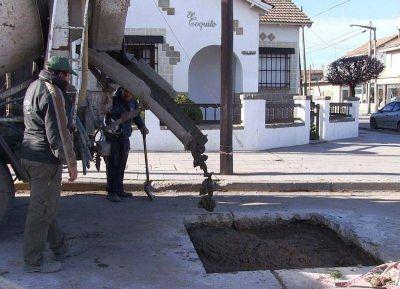 El gobierno de Vidal invertirá 50 millones de pesos en asfalto en la ciudad