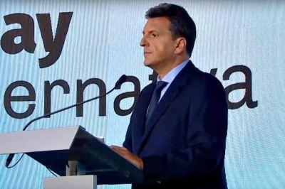Massa busca que el peronismo acuerde una PASO con Cristina