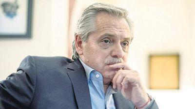 """Alberto Fernández: """"Nunca hemos pensado en dejar de pagar"""""""