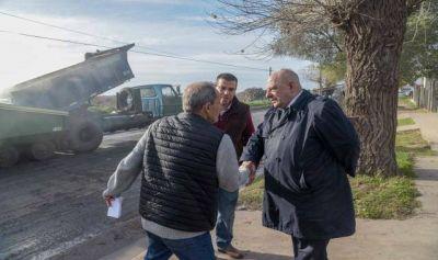 """""""Estamos en un momento muy positivo para Mar del Plata con obras de infraestructura"""""""