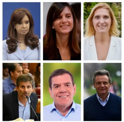 La reacción de los precandidatos a intendente de Mar del Plata a la fórmula Fernández Fernández