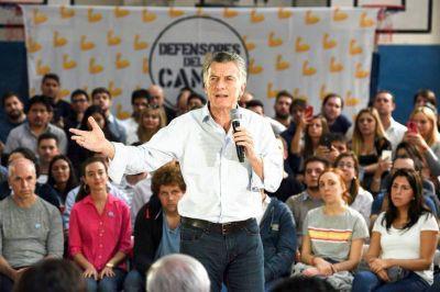 Atravesado por el factor sorpresa, Macri enfrenta otra interna por el Plan V