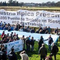 Trabajadores del Turf advierten que Vidal pone en riesgo 82 mil empleos