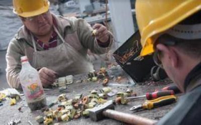 Reciclado en cárceles bonaerenses: Recuperan más de 171 toneladas de material tecnológico en desuso