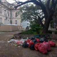 Informe de la CICOP: el Hospital San Martín de La Plata, complicado
