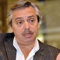 La primera vez de Alberto Fernández como candidato, en la tierra más K
