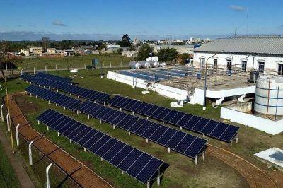 Piaggio inaugurará mañana el primer parque solar municipal