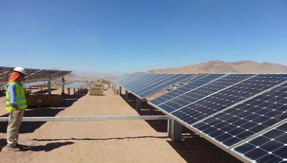 La oposición pide que la renta del parque solar baje las facturas de luz