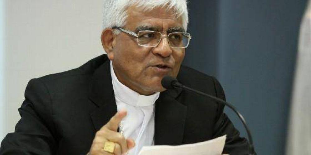 Los miembros del Consejo Episcopal Latinoamericano abrazan el dolor de Venezuela, Nicaragua y Haití