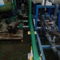 Copetonas: exitoso operativo de optimización en la Planta de Ósmosis