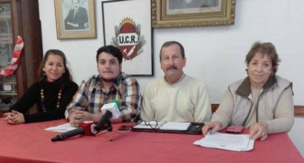 """""""No descartamos ir a las PASO pero queremos continuar con la relación"""", advierten desde la UCR"""