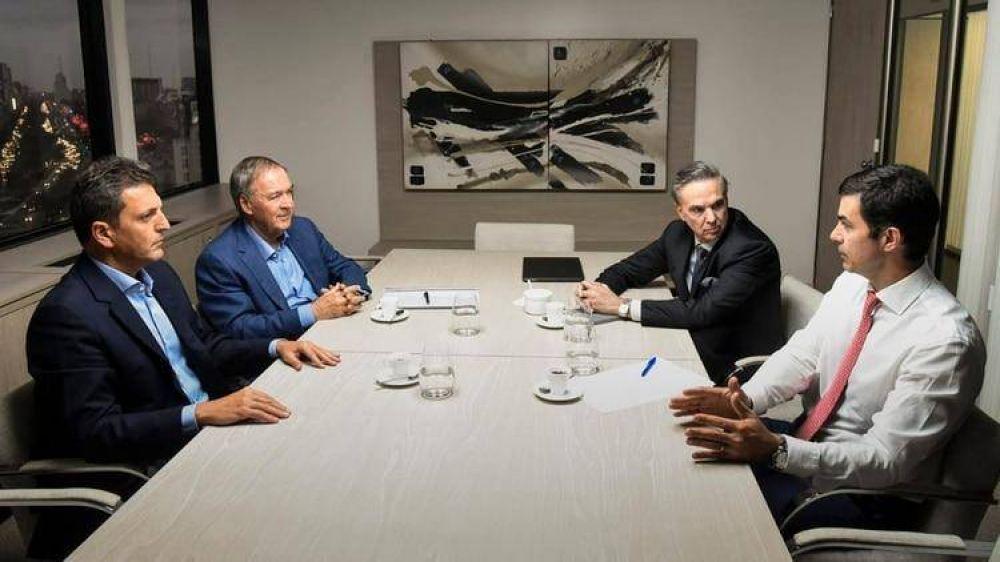 Alternativa Federal define su plan electoral para diferenciarse de la fórmula Fernández-Fernández y darle pelea a Macri