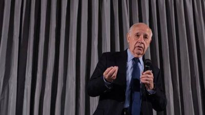 Luis Barrionuevo, sobre Alberto Fernández y Cristina Kirchner: