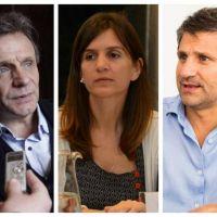 Toma fuerza un acuerdo entre Raverta, Ciano y Pulti