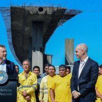 Con Macri y Larreta, la Ciudad remató 70 hectáreas de espacio público
