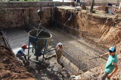 Zárate: ya está en marcha importante obra de infraestructura de desagües pluviales