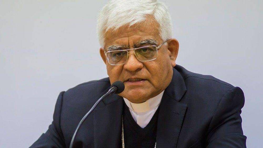 Calurosa bienvenida al nuevo presidente del CELAM, Mons. Cabrejos