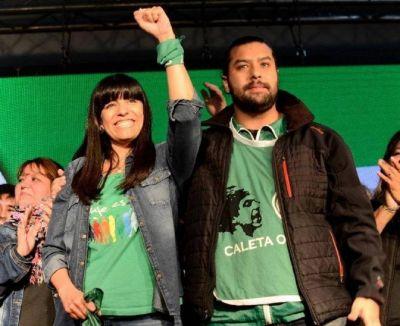 Olga Reinoso y Carlos Garzón son los candidatos a conducir ATE