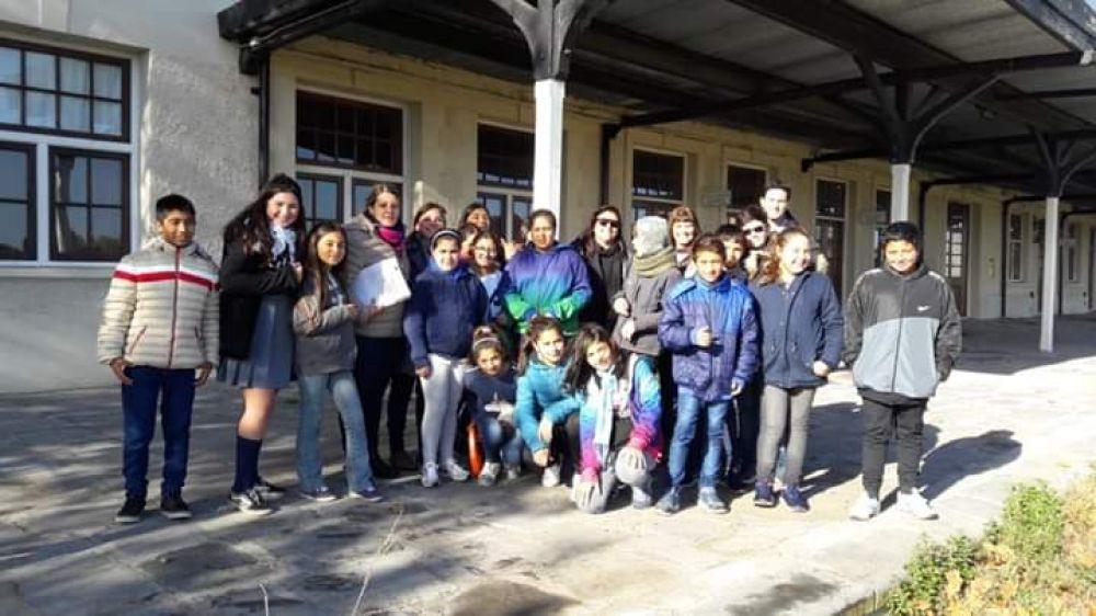 Una plaza ecológica, el proyecto de los chicos de la Secundaria N° 10