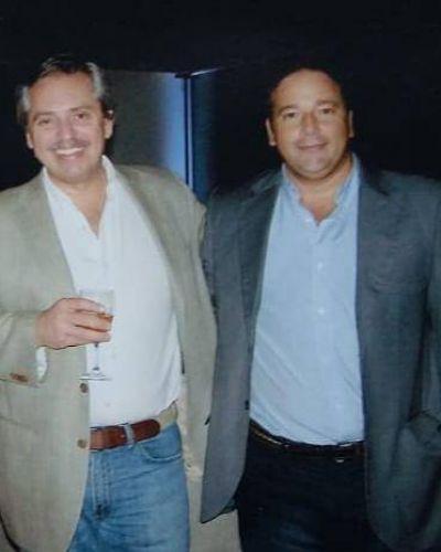 Arde la interna del PJ: Petruccelli vuelve a activar su vínculo con Alberto Fernández