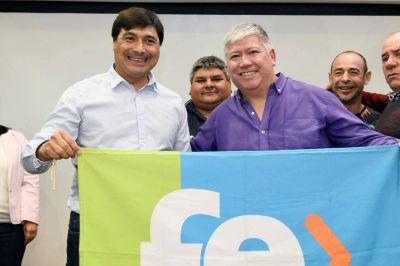 El Partido Fe de Mar Chiquita salió a apoyar a Ronda para su reelección