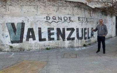 Valenzuela respondió en Instagram a una campaña del peronismo en Tres de Febrero: