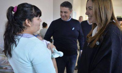 En Vicente López, Vidal se reunió con beneficiarios del programa