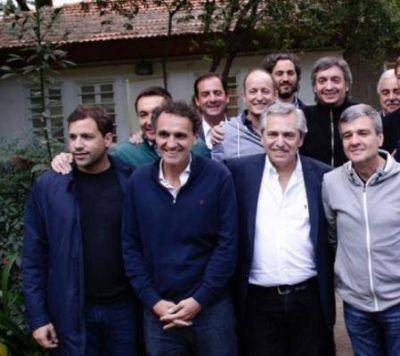 La cercanía y el apoyo de Katopodis a Alberto Fernández