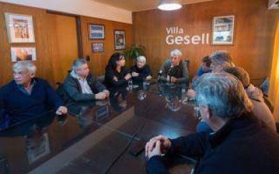 Villa Gesell: Barrera metió cambios en su gabinete
