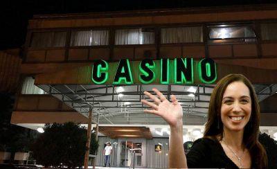 Vidal ya tiene el decreto para el cierre definitivo de la sala de Casino de Necochea