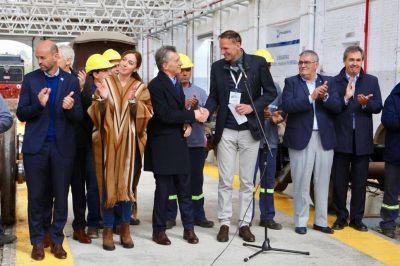 Macri y Vidal buscaron mostrarse en otra frecuencia