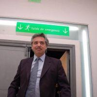 La primera encuesta de la fórmula Alberto-Cristina muestra un crecimiento de 2 puntos