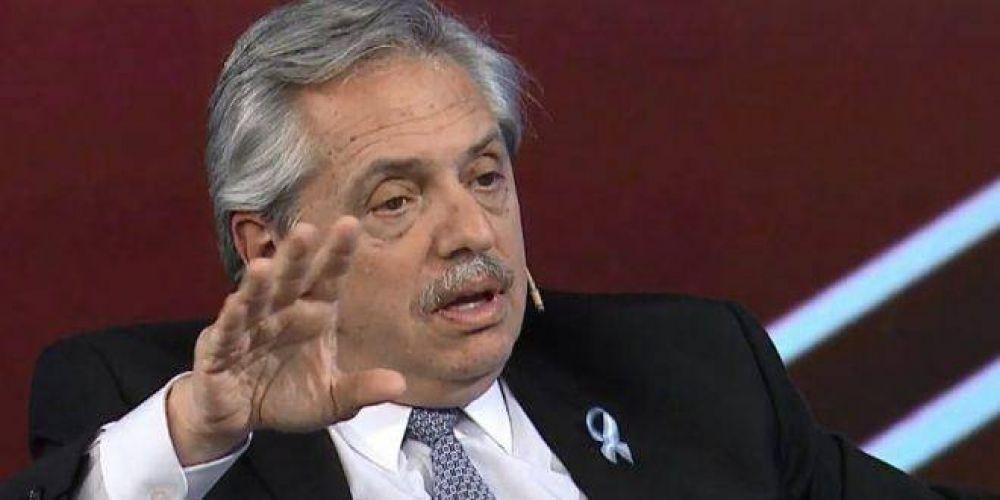 Alberto Fernández confirmó que en su gobierno habrá Ministerio de Trabajo y de Salud