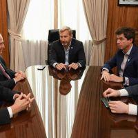 Lifschitz anunció obras hídricas para el norte provincial