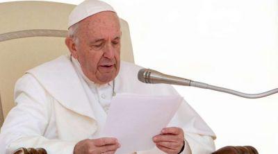 Papa Francisco anima a los cristianos a rezar en cualquier situación