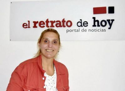 Vilma Baragiola elogió el anuncio de Vidal que beneficiará a clubes de barrios con la luz
