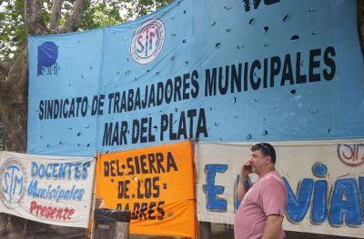 Municipales pidieron un 10% de aumento para mayo