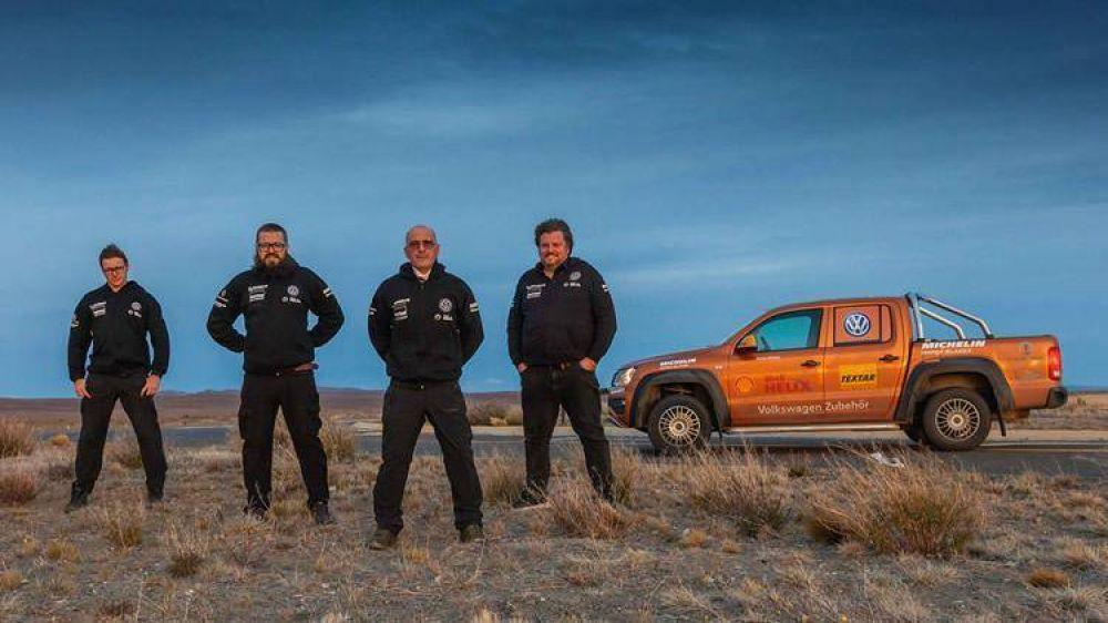 Shell Helix se suma a la travesía Panamericana World Record para atravesar América en menos de 11 días