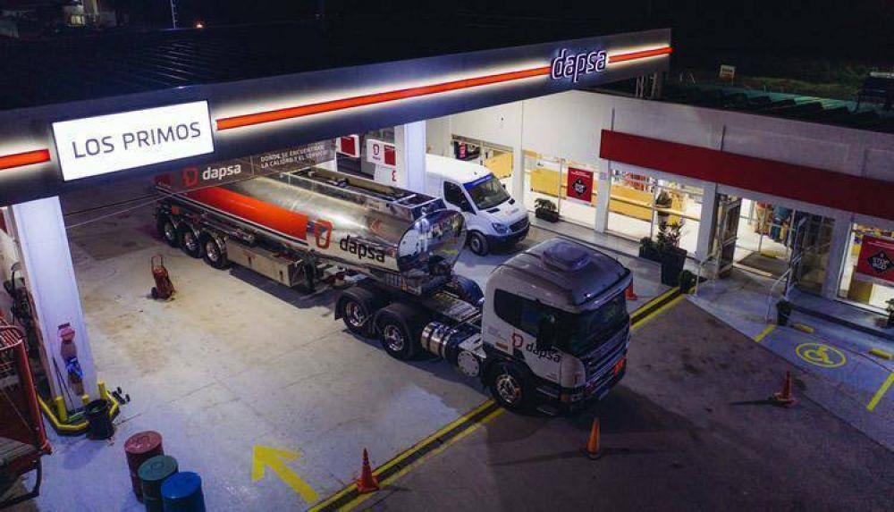 Dapsa consolida su posición en el mercado de combustible con la inauguración de su primera Estación de Servicio