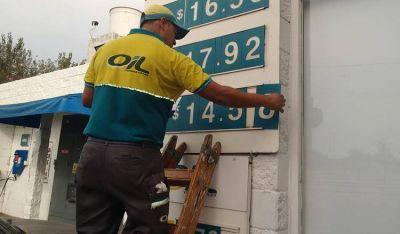 ¿Cuánto aumentarán los combustibles a partir de junio?