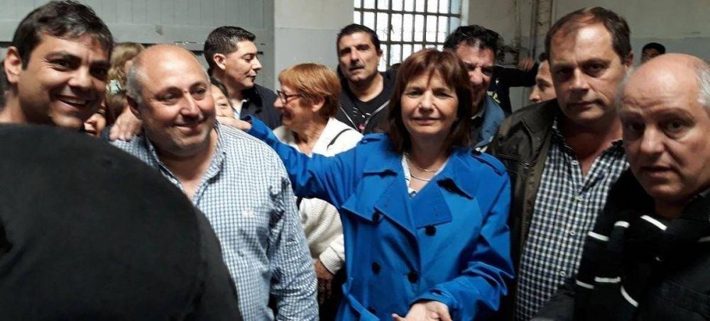 La foto que confirman que el candidato del SOEME con orden de captura era parte de Cambiemos