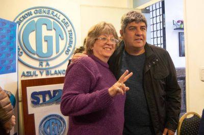 """Pablo Moyano: """"Más que nunca es importante la unidad entre los viales y los camioneros"""""""